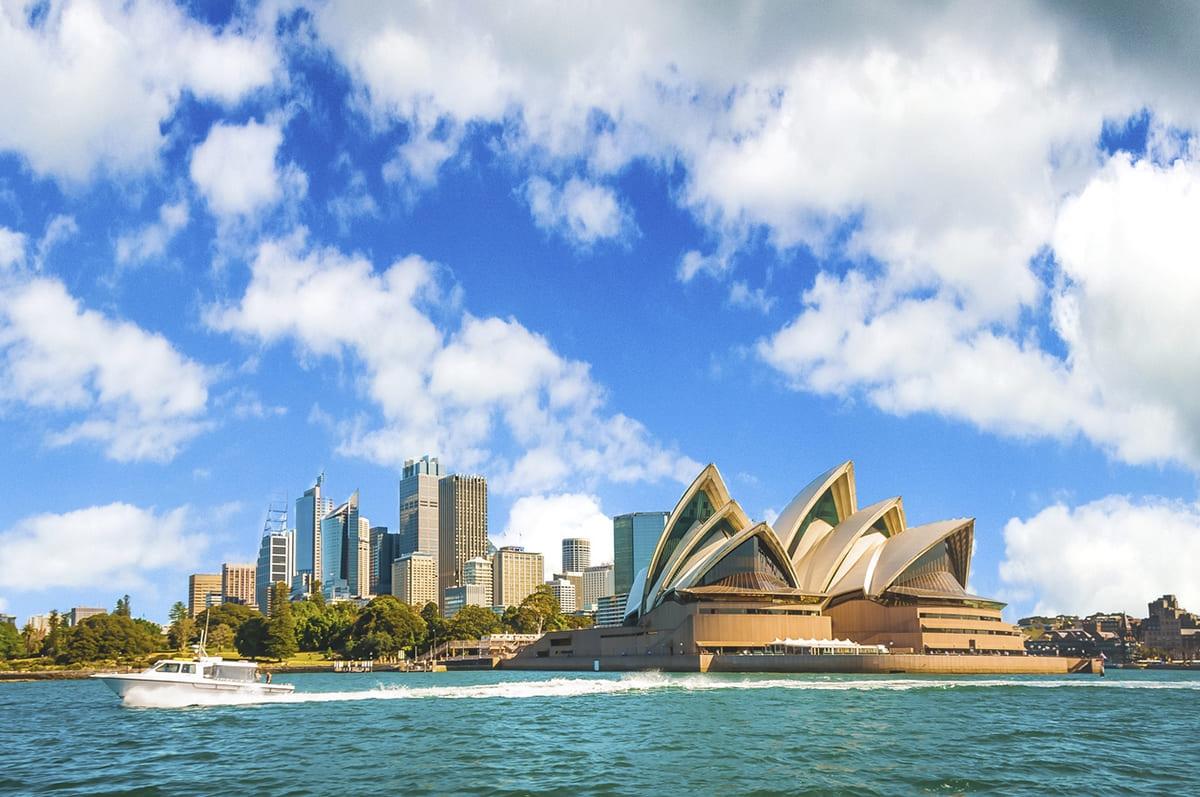 Australia 航空券