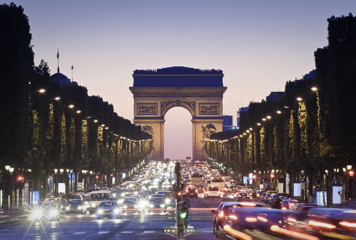 Perancis 航空券