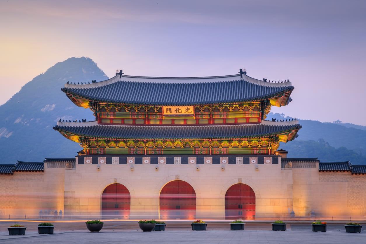 Korea Selatan 航空券