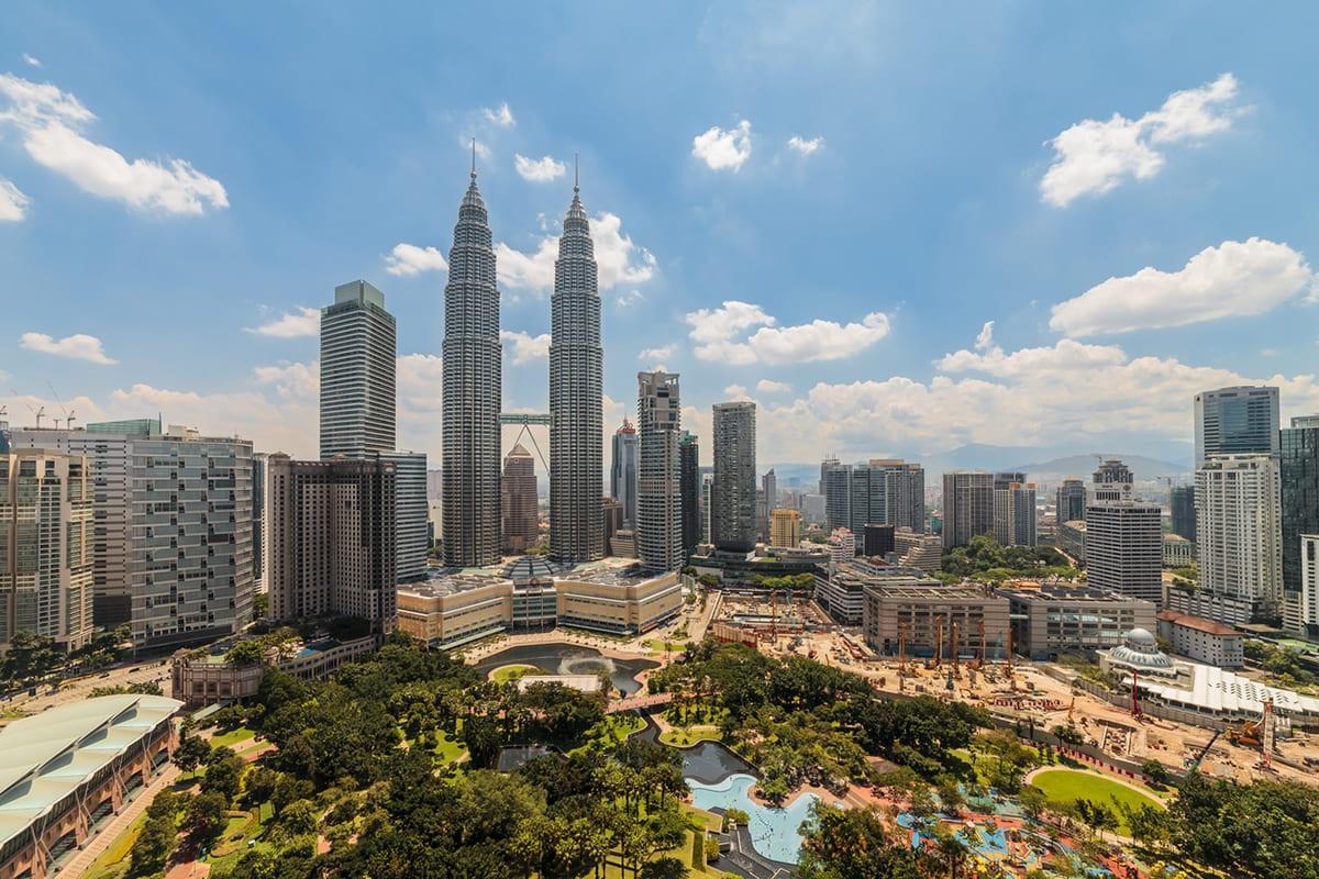 Malaysia 航空券